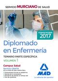 DIPLOMADO ENFERMERIA SERVICIO MURCIANO DE SALUD 2017.