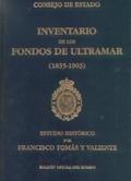 INVENTARIO DE LOS FONDOS DE ULTRAMAR