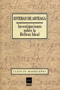 INVESTIGACIONES SOBRE LA BELLEZA IDEAL