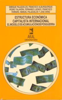 (148) ESTRUCTURA ECONOMICA CAPITALISTA INTERNACIONAL