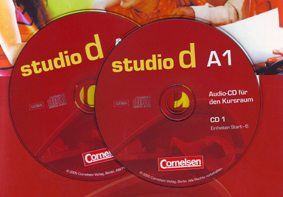 STUDIO D A1: AUDIO - CD                                                         AUDIO - CD