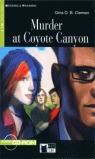 MURDER AT COYOTE CANYON.(+CD).(READING TRAINING).