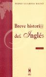 BREVE HISTORIA DEL INGLES