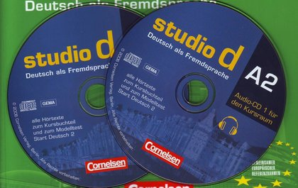 STUDIO D A2: AUDIO - CD                                                         AUDIO - CD