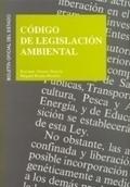 CÓDIGO DE LEGISLACIÓN AMBIENTAL
