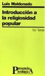 INTR. RELIGIOSIDAD POPULAR