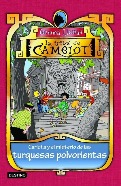 CARLOTA Y EL MISTERIO DE LAS TURQUESAS POLVORIENTAS