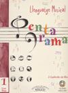 PENTAGRAMA I LLENGUATGE MUSICAL GRAU MITJÀ. GRAU MITJÀ 1