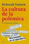 CULTURA DE LA POLEMICA