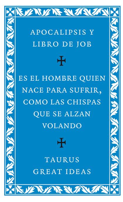 APOCALIPSIS Y LIBRO DE JOB