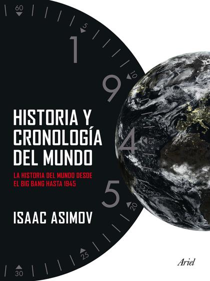 HISTORIA Y CRONOLOGÍA DEL MUNDO