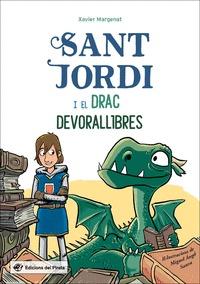SANT JORDI I EL DRAC DEVORALLIBRES. LA LLEGENDA DE SANT JORDI MÉS DIVERTIDA
