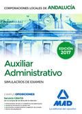 AUXILIAR ADMINISTRATIVO 2017 CORPORACIONES LOCALES ANDALUCIA.