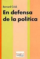 EN DEFENSA DE LA POLITICA K-1