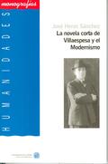 LA NOVELA CORTA DE VILLAESPESA Y EL MODERNISMO