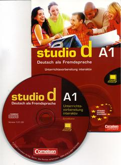 STUDIO D A1: UNTERRICHTSVORBEREITUNG INTERAKTIV                                 UNTERRICHTSVORB