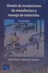 DISEÑO INSTAL.MANUFACTURAS Y MANEJO MATERIALES 3ª