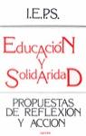 EDUCACION Y SOLIDARIDAD
