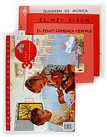 TRES TAMBORS, EDUCACIÓ INFANTIL, 3 ANYS. 1 TRIMESTRE