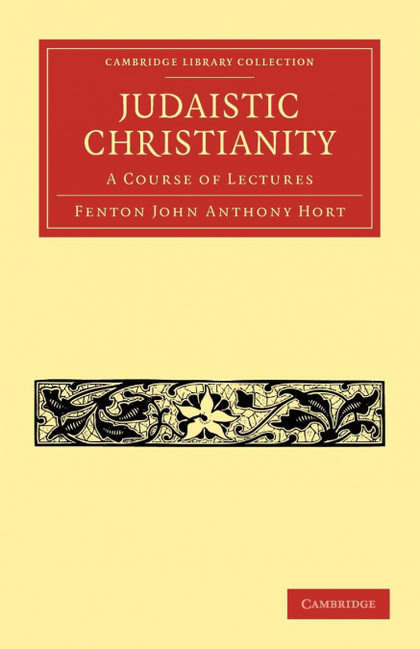 JUDAISTIC CHRISTIANITY
