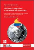 EBOOK - COLOMBIA: UN PAIS EN TRANSFORMACION ACELERADA.