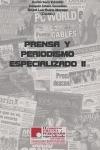 2 CONGRESO PRENSA Y PERIODISMO ESPECIALIZADO (GUADALAJARA, MAYO 2002)