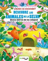 DESCUBRE LOS ANIMALES DEL MUNDO.