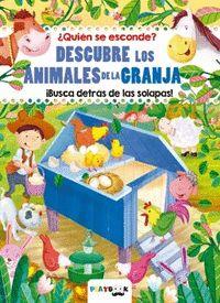 DESCUBRE LOS ANIMALES DE LA GRANJA.