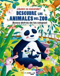 DESCUBRE LOS ANIMALES DEL ZOO.