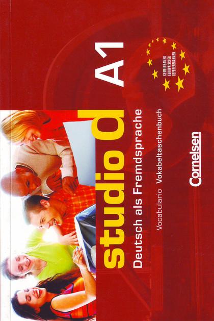 STUDIO D A1: VOKABELTASCHENBUCH / VOCABULARIO                                   VOKABELTASCHENB