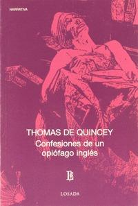 CONFESIONES DE UN OPIOFAGO INGLES