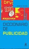 DICCIONARIO DE PUBLICIDAD