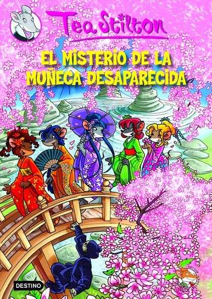 TEA STILTON 10. EL MISTERIO DE LA MUÑECA DESAPARECIDA
