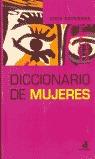 DICCIONARIO DE MUJERES