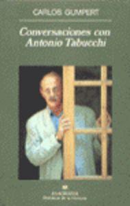 CONVERSACIONES CON ANTONIO TABUCCHI