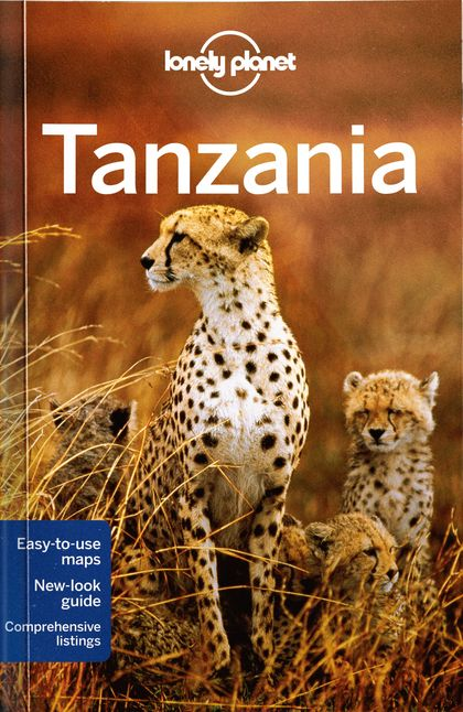 TANZANIA 6  *LONELY PLANET ING.2015*
