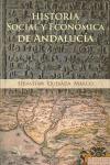 HISTORIA SOCIAL Y ECONÓMICA DE ANDALUCÍA