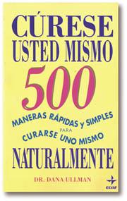 CURESE USTED MISMO NATURALMENTE