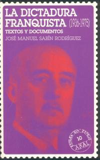 LA DICTADURA FRANQUISTA 1936 1975