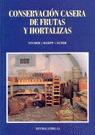 CONSERVACION CASERA DE FRUTAS Y HORTALIZAS