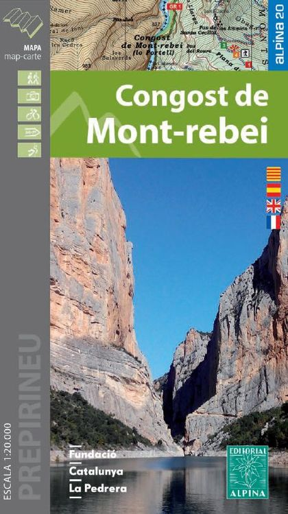 CONGOST DE MONT-REBEI.