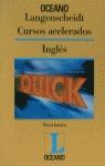 CURSOS ACELERADOS INGLÉS: NIVEL BÁSICO