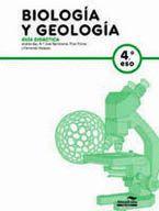 BIOLOGÍA Y GEOLOGÍA, 4 ESO. GUÍA DIDÁCTICA