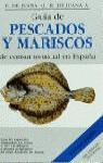 GUIA PESCADOS Y MARISCOS CONSUMO ESPAÑ