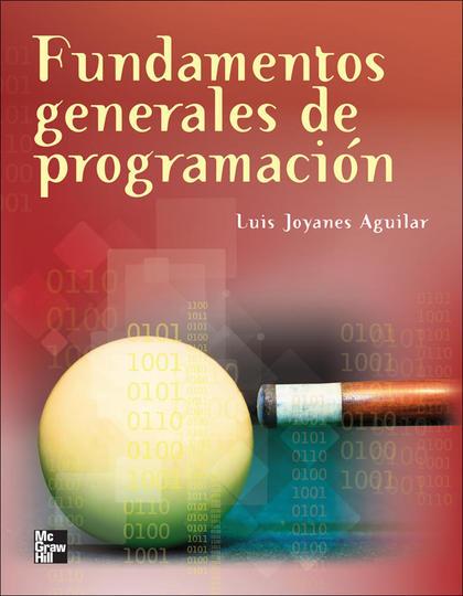 FUNDAMENTOS GENERALES DE PROGRAMACION