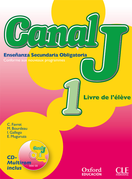 CANAL J, 1 ESO