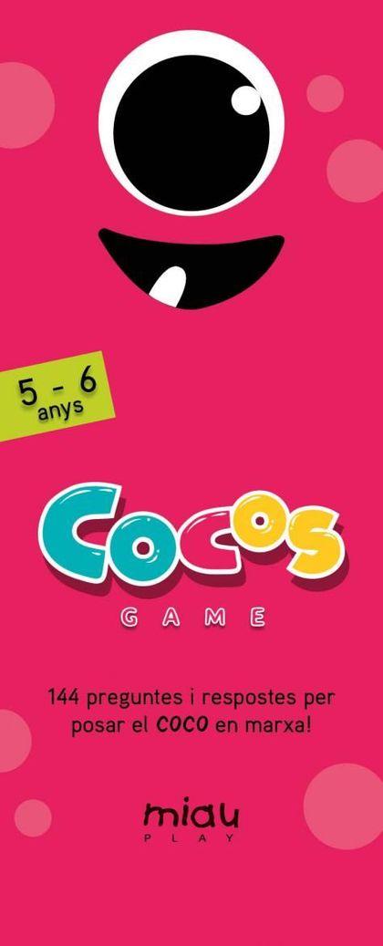 COCOS GAME 5-6 AÑOS (CATALÁN)