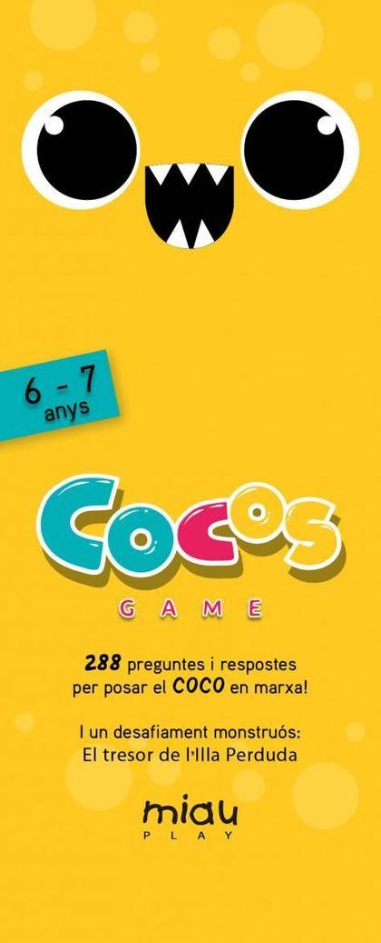 COCOS GAME 6-7 AÑOS (CATALÁN)