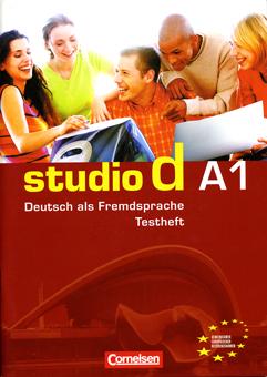 STUDIO D A1: TESTHEFT                                                           TESTHEFT