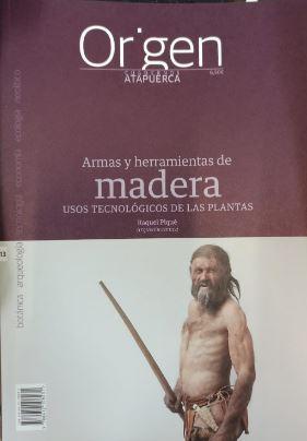 ARMAS Y HERRAMIENTAS DE MADERA. USOS TECNOLÓGICOS DE LAS PLANTAS